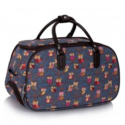 Cestovní taška s kolečky Ashley Sovičky Navy