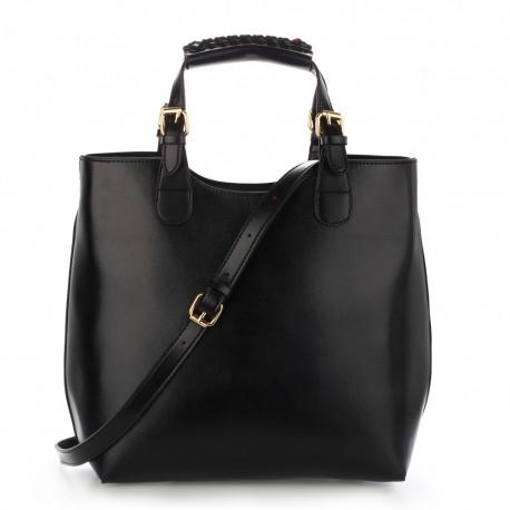 Dámská kabelka Ashley Shopper Černá