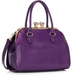 Kabelka Vintage Purple