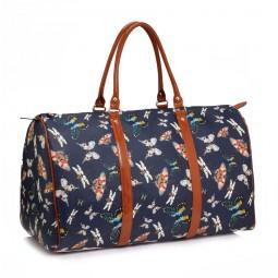 Cestovní taška Navy Butterfly