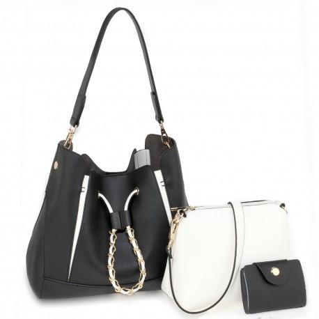 Black/White Sandra