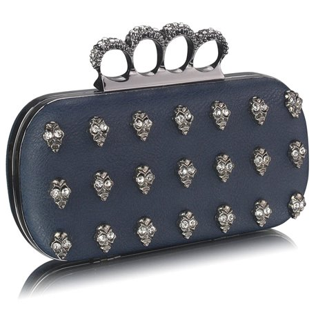 Psaníčko Ashley Mad Skull Navy (Modré)