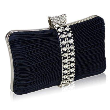 Psaníčko Ashley Royal Bow Navy (Modré)