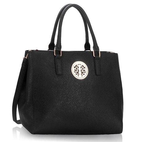 Dámská kabelka Ashley Simple Orient Černá