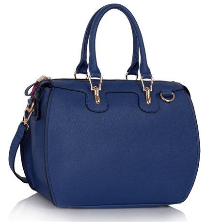 Dámská kabelka Ashley Luggage Navy (Modrá)