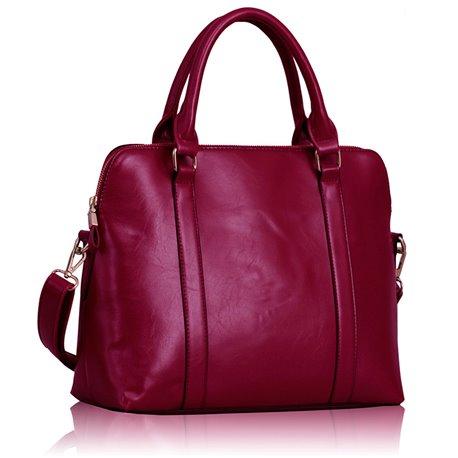 Dámská kabelka Ashley Flow Fuchsiová (Růžová)