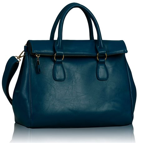 Dámská kabelka Ashley Bend Teal (Modrá)