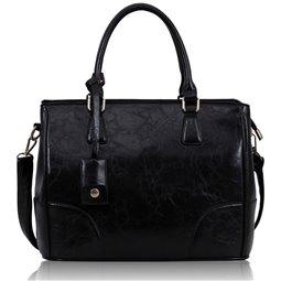 Dámská kabelka Ashley Tag Černá