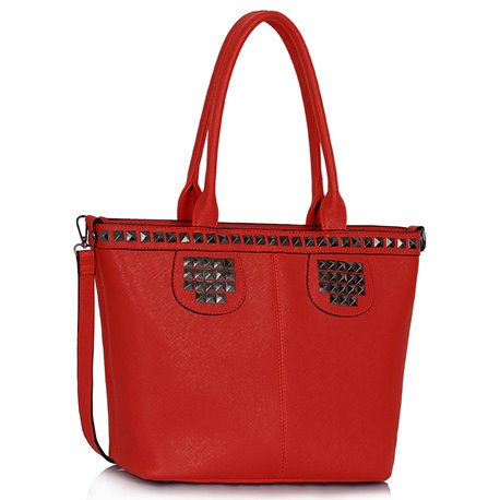 Dámská kabelka Ashley Armor Červená