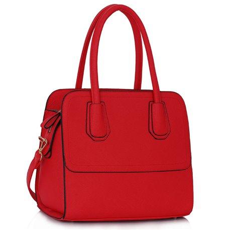Dámská kabelka Ashley Class A Červená