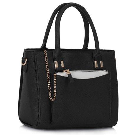 Dámská kabelka Ashley Removable Černá