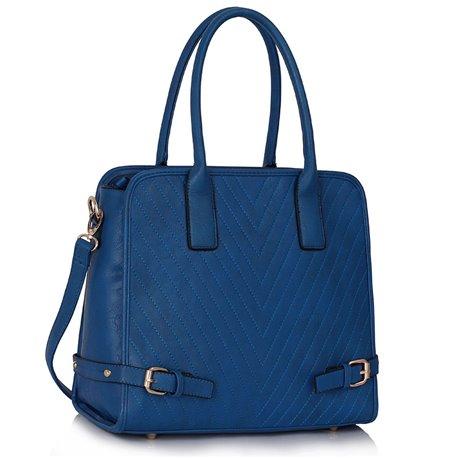 Dámská kabelka Ashley Tapes Modrá