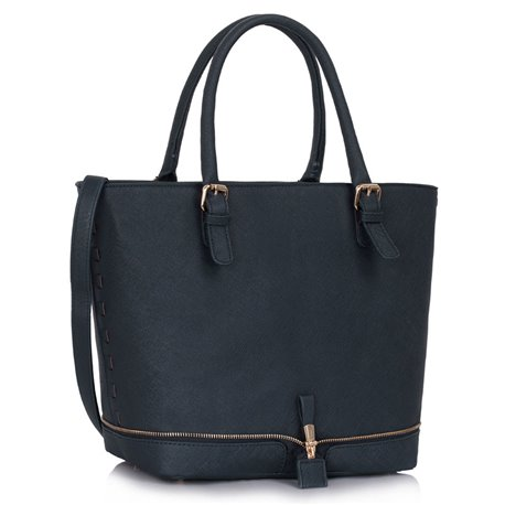 Dámská kabelka Ashley Open Navy (Modrá)