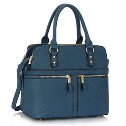 Dámská kabelka Ashley Approaching Navy (Modrá)