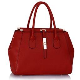 Dámská kabelka Ashley Down Burgundy (Vínová Červená)