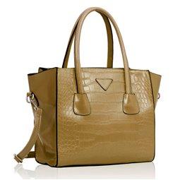 Dámská kabelka Ashley Frou Nude (Béžová Tělová)