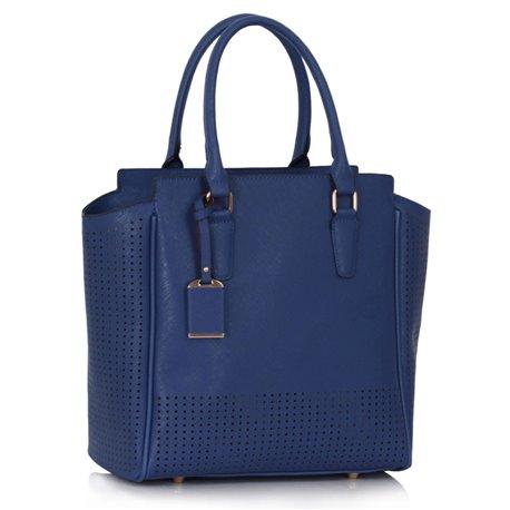 Dámská kabelka Ashley Perfor Navy (Modrá)