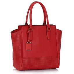Dámská kabelka Ashley Perfor Červená
