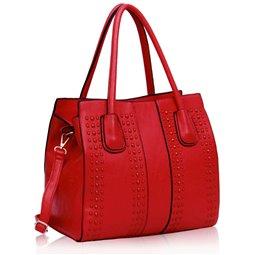 Dámská kabelka Ashley Track Červená