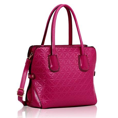 Dámská kabelka Ashley Swing Fuchsivá (Růžová)