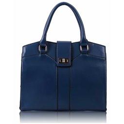 Dámská kabelka Ashley Grand Navy (Modrá)