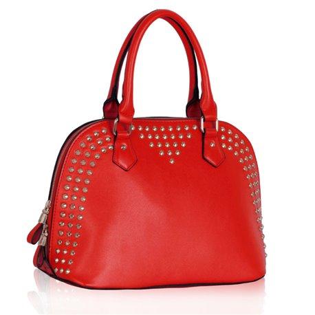 Dámská kabelka Ashley Coppery Červená