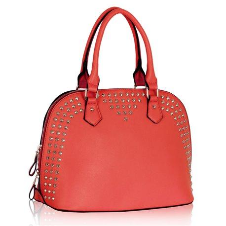 Dámská kabelka Ashley Coppery Růžová