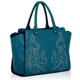 Dámská kabelka Ashley Squirrel Modrá