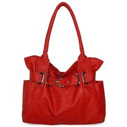 Dámská kabelka Ashley Stitch Červená
