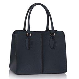 Dámská kabelka Ashley Stitch Navy (Modrá)