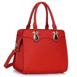 Dámská kabelka Ashley Lilie Červená