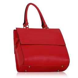 Dámská kabelka Ashley Sound Červená
