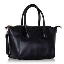 Dámská kabelka Ashley Glossy Černá