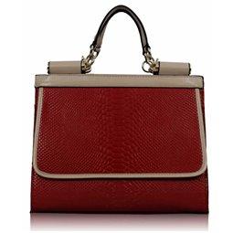 Dámská kabelka Ashley Mature Červená