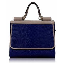 Dámská kabelka Ashley Mature Modrá