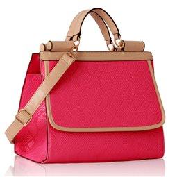 Dámská kabelka Ashley Mature Růžová