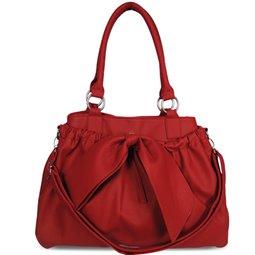 Dámská kabelka Ashley Arc Červená