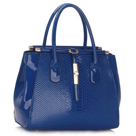 Dámská kabelka Ashley Down Modrá