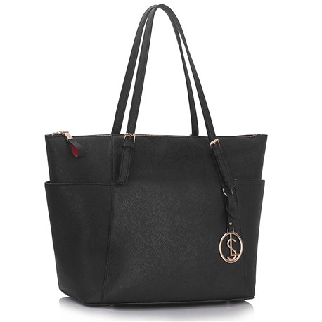 Dámská kabelka Ashley MK Černá