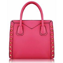 Dámská kabelka Ashley Spikes Růžová