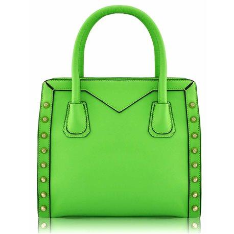 Dámská kabelka Ashley Spikes Zelená