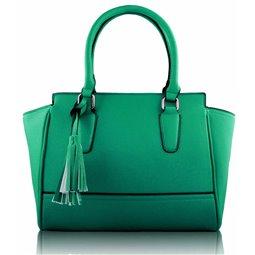 Dámská kabelka Ashley Ritz Emerald (Zelená)