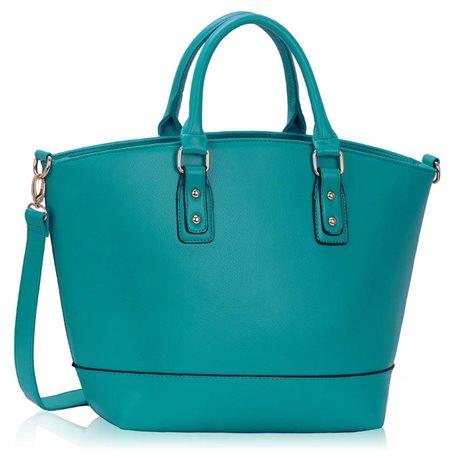 Dámská kabelka Ashley Fashion Tote Modrá (Teal)