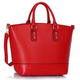 Dámská kabelka Ashley Fashion Tote Červená