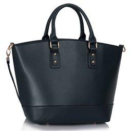 Dámská kabelka Ashley Fashion Tote Modrá (Navy)