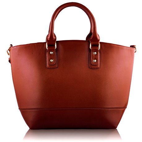 Dámská kabelka Ashley Fashion Tote Hnědá