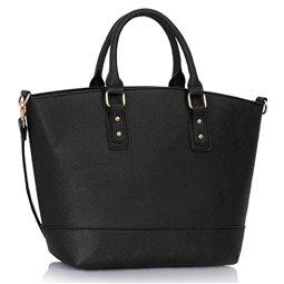 Dámská kabelka Ashley Fashion Tote Černá