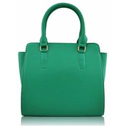Dámská kabelka Ashley Gun Emerald (Zelená)