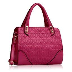 Dámská kabelka Ashley Decoration Růžová