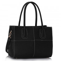 Dámská kabelka Ashley Fourth Černá